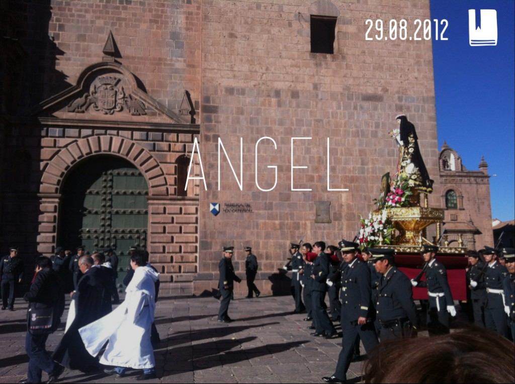 Angel - Cusco